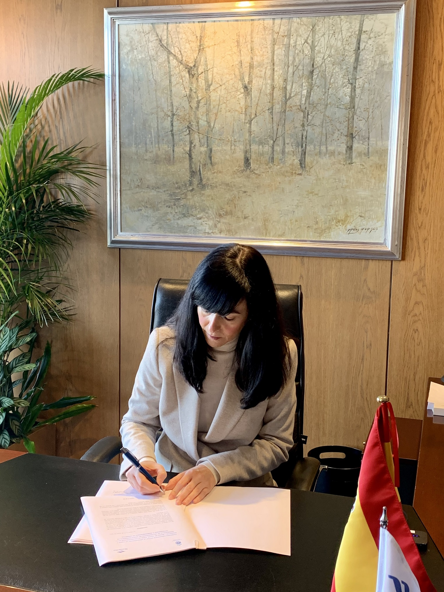 Navantia y la Universidad de Cádiz colaborarán en la formación de operadores y mantenedores de corbetas