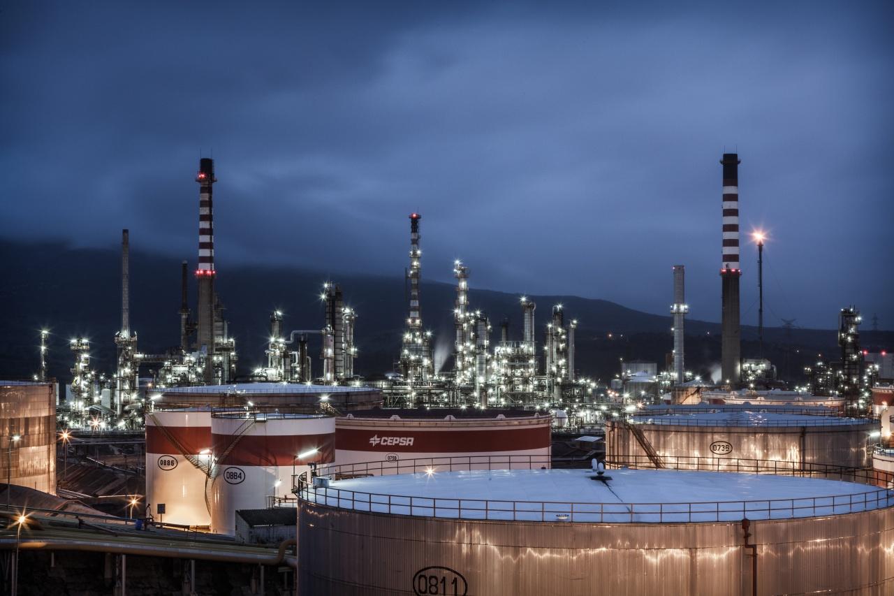 Cepsa invierte en sus centros industriales andaluces más de 400 millones en 2020