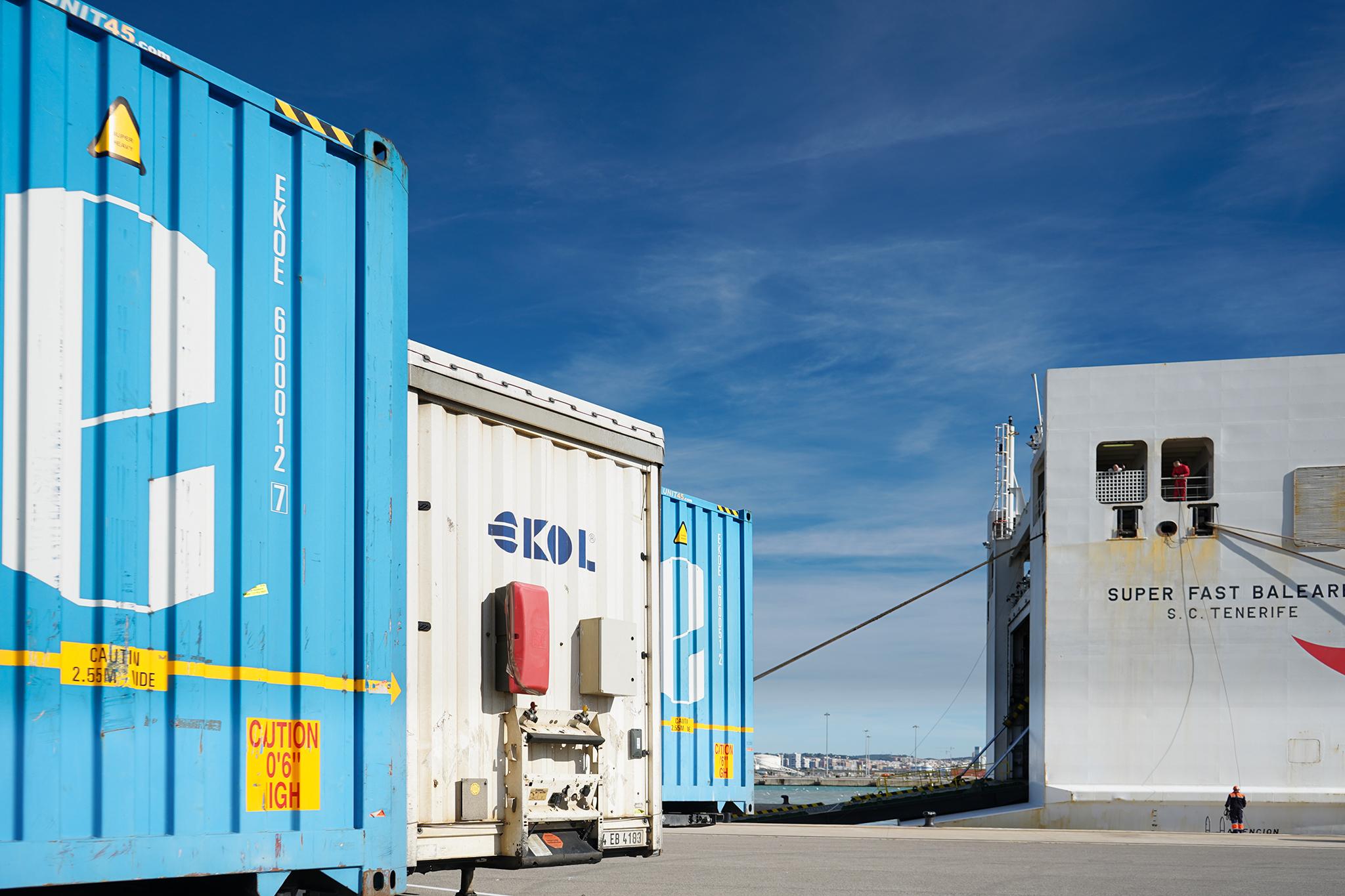 La nueva ruta Ro-Ro del Puerto de Tarragona con Turquía cumple el primer mes