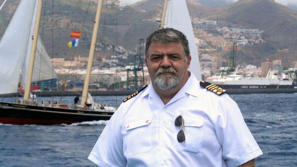 El Capitán Antonio M. Padrón renueva su cargo como Embajador Marítimo de Buena Voluntad de la Organización Marítima Internacional