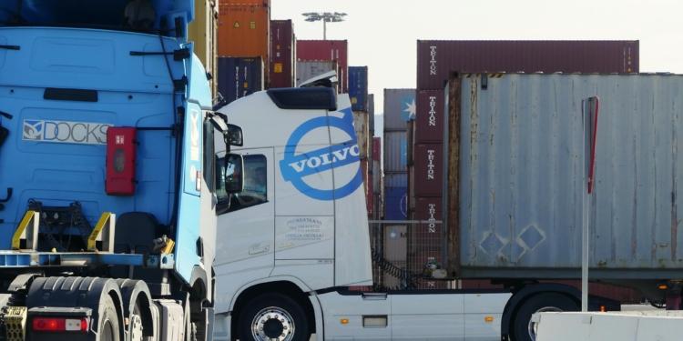 La pandemia marca un punto de inflexión en la tendencia sensiblemente creciente del Transporte Marítimo de Corta Distancia
