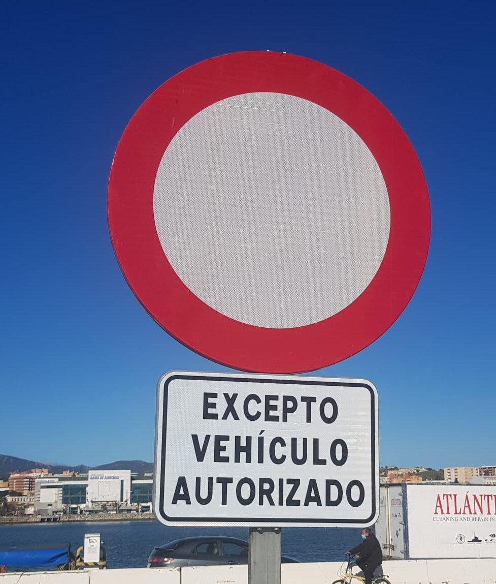 La ATCBA agradece a la APBA la entrada en servicio de un nuevo espacio para camiones en el puerto algecireño