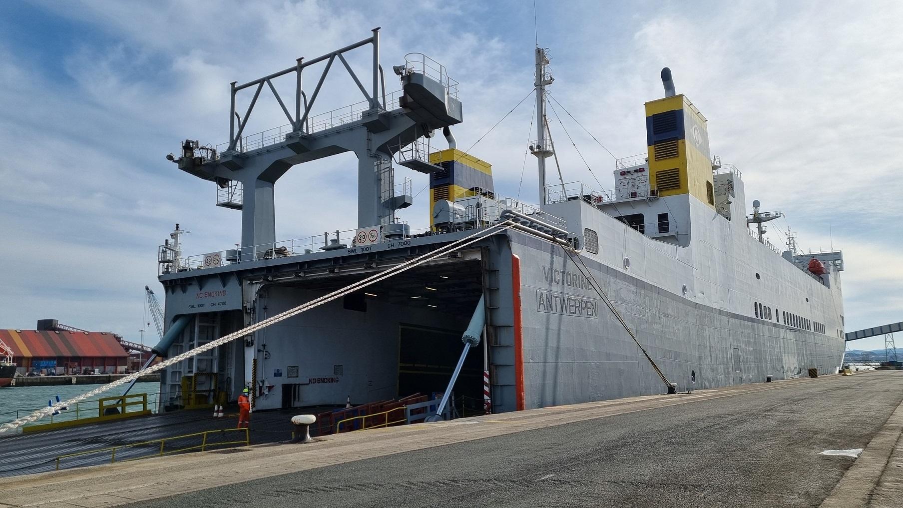 El puerto de Santander agradece a CLdN su apuesta por Cantabria