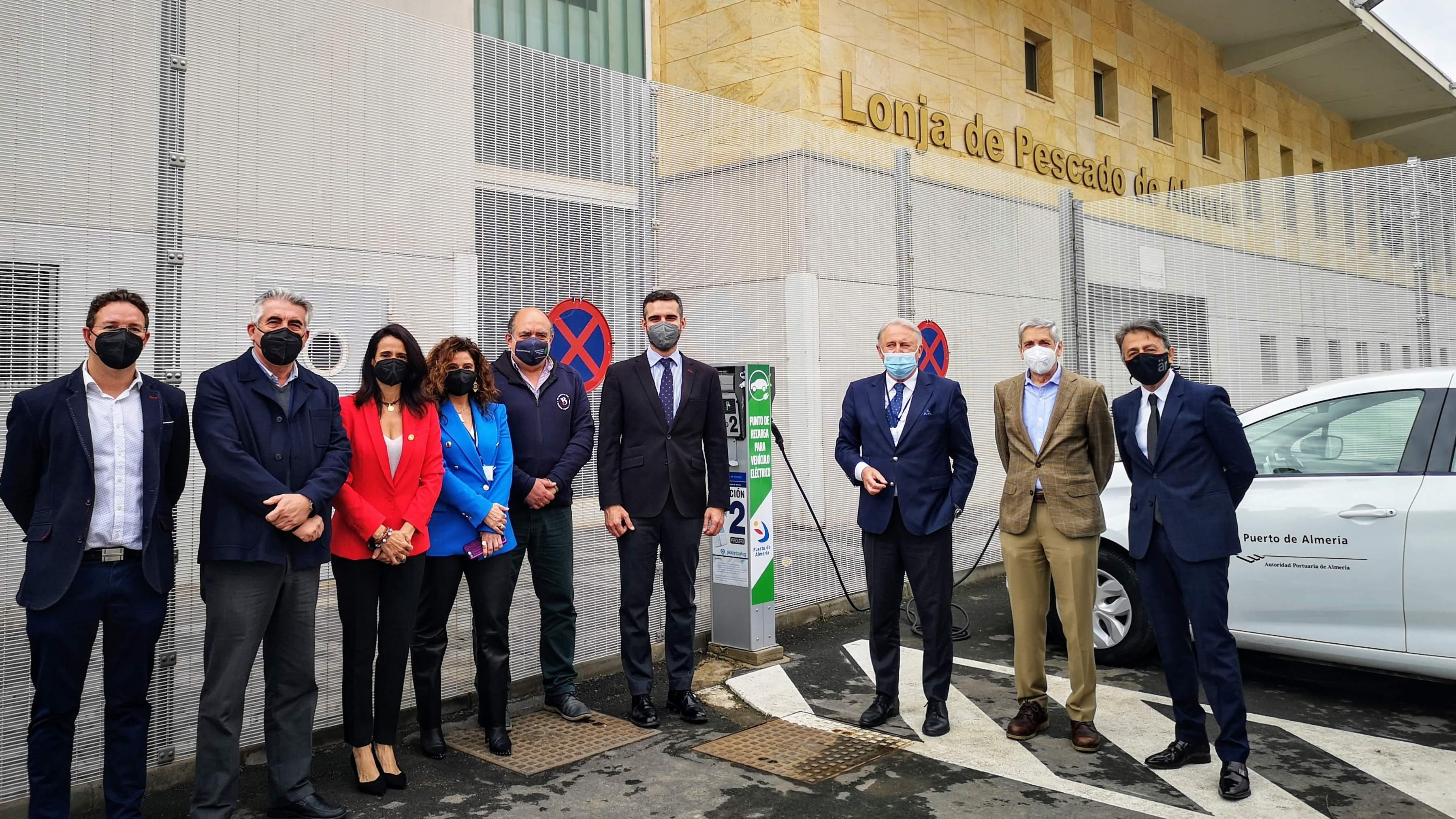 Nuevos ejemplos de entendimiento entre Ayuntamiento y Autoridad Portuaria de Almería