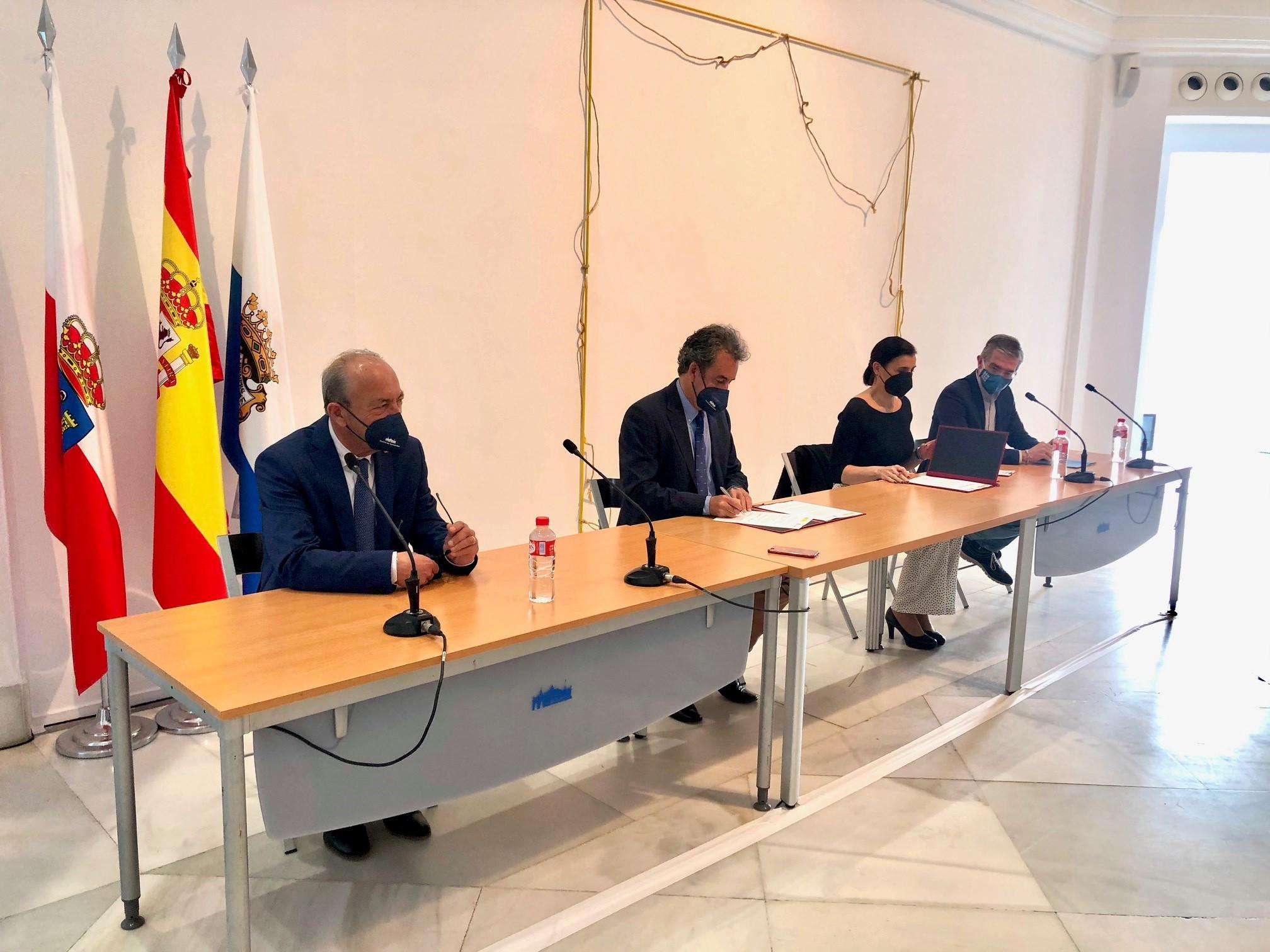 El Muelle de Maura de Santander estará abierto a los ciudadanos en la primavera de 2022