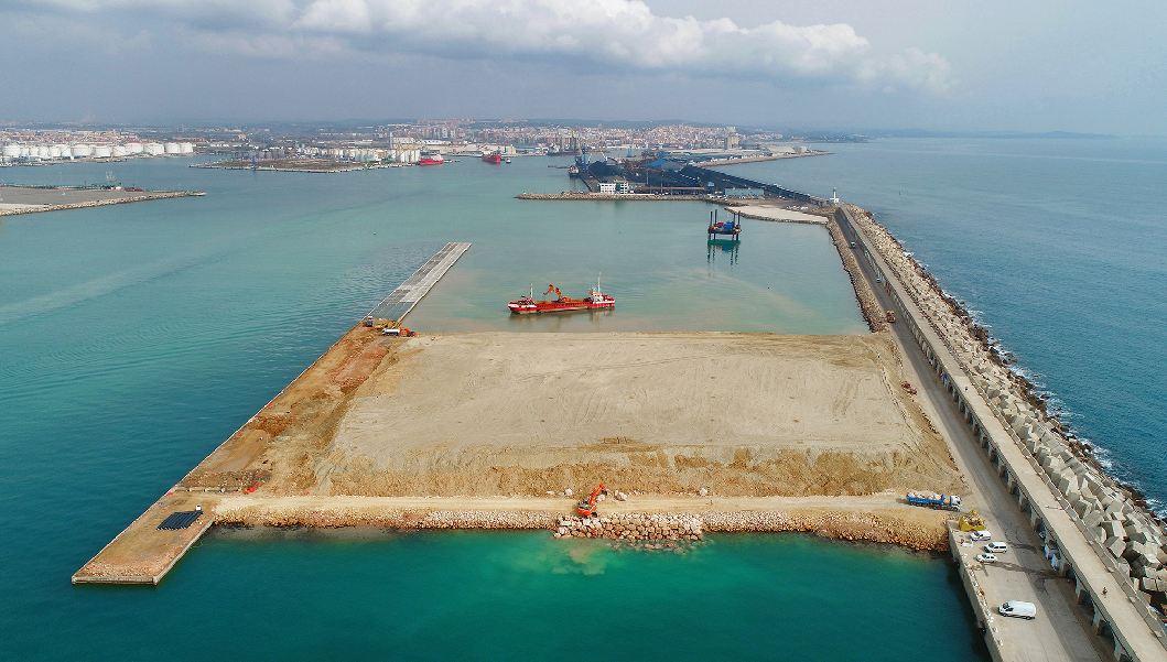 El Puerto de Tarragona ve ampliada su DEUP con el Muelle de Baleares