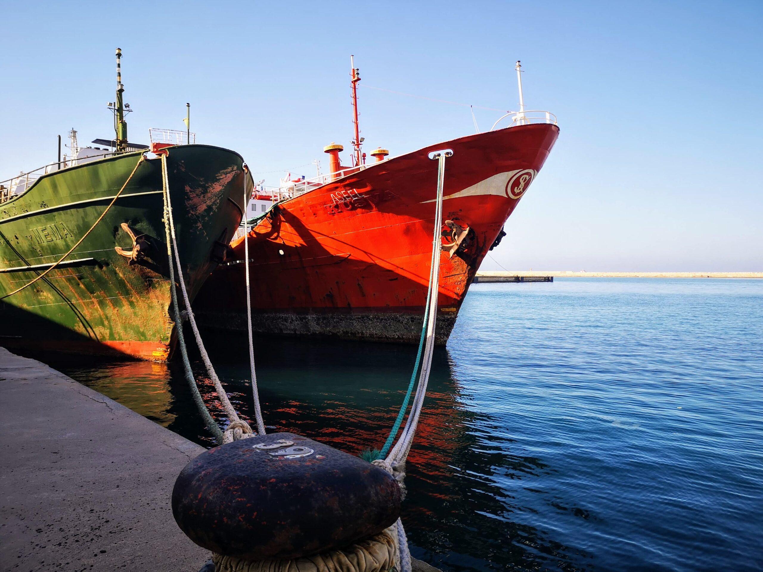 La Autoridad Portuaria de Almería adjudica por 12.700 euros la subasta de los buques 'Aseel' y 'San Trela'