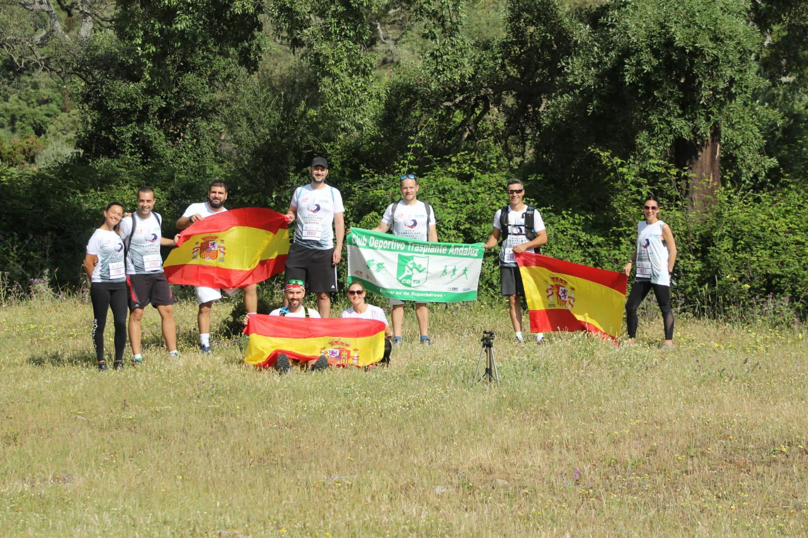 Los Juegos Mundiales de Trasplantados 2021 llegan a Algeciras a través del estibador, Victor Jerez