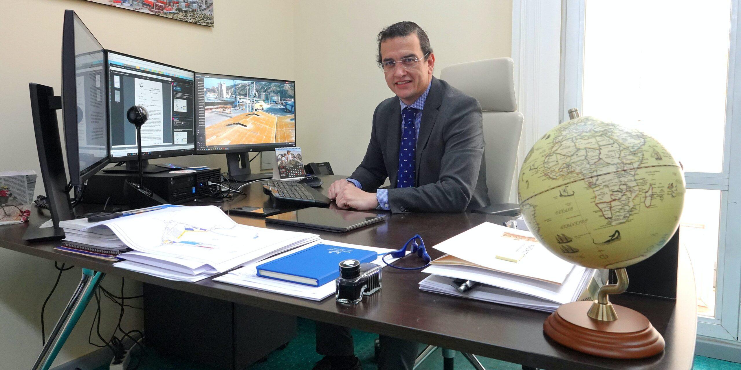 La directora del Puerto de Castellón solicita el cese en su cargo a petición propia