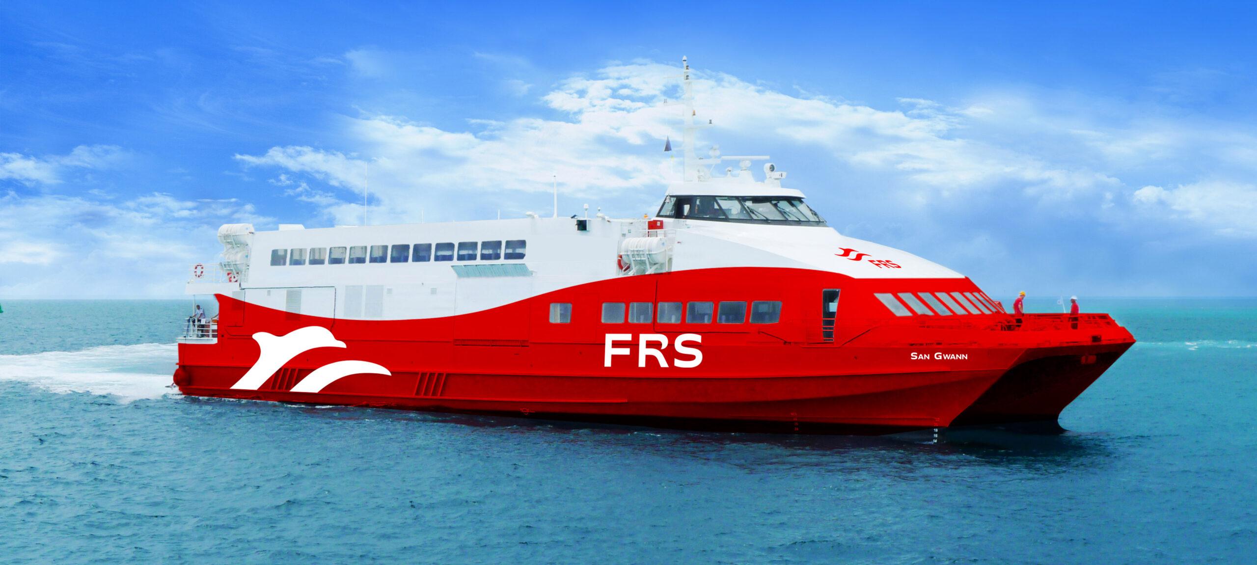 FRS desembarca en Baleares cubriendo las rutas Alcúdia – Ciutadella e Ibiza-Formentera