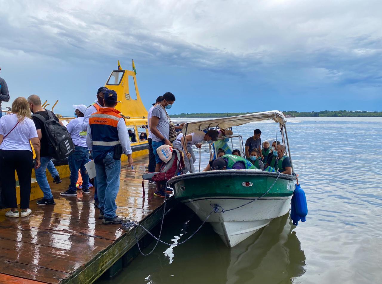 Dirección General Marítima de Colombia lidera encuentros de pretemporada vacacional en Buenaventura