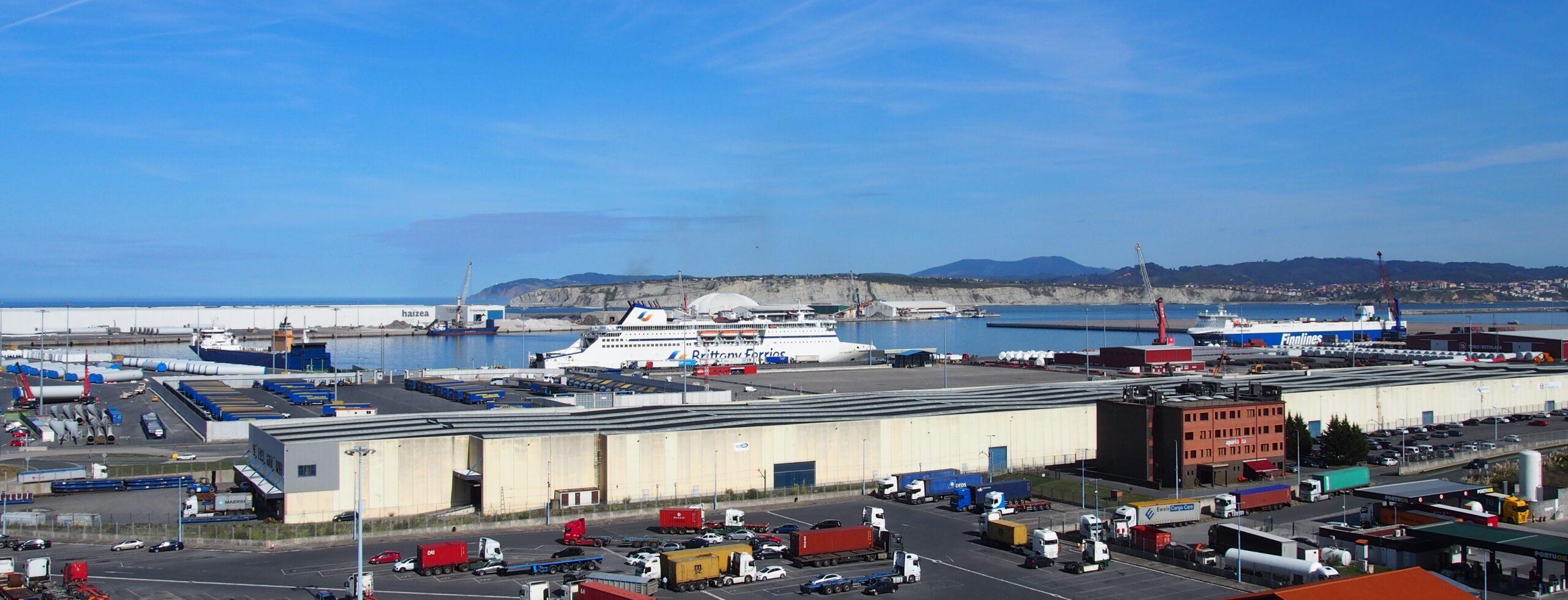 La comunidad portuaria de Bilbao dará a conocer su experiencia sobre el Brexit