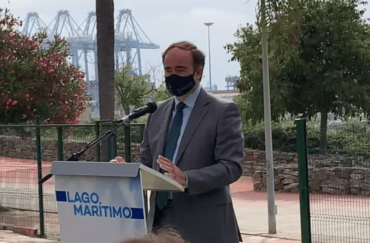 Aqualia desarrollará un proyecto piloto de parque humedal para el tratamiento natural de agua en el Lago Marítimo