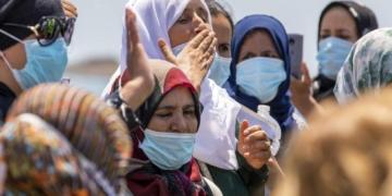 Las más de 12.000 temporeras marroquíes volverán a su país desde Huelva el 15 de junio