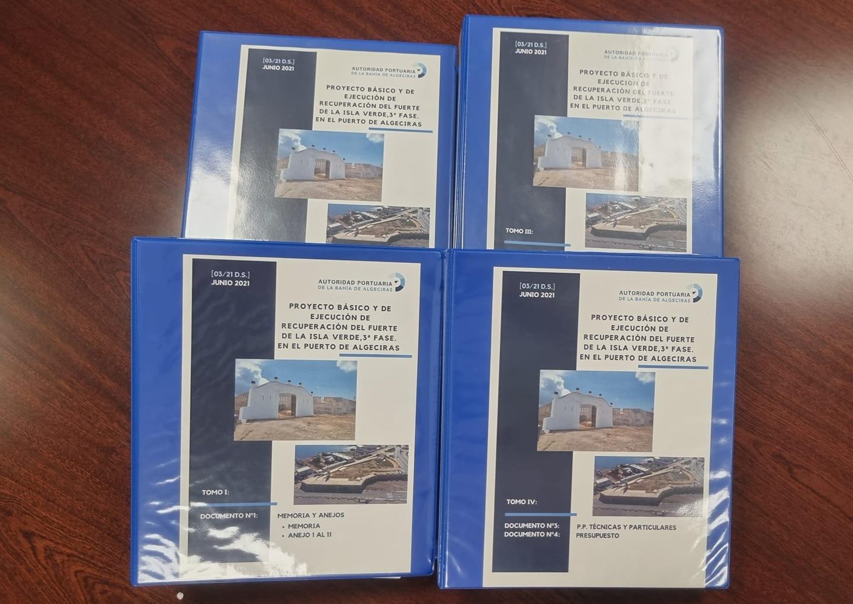La APBA finaliza la redacción de la tercera fase del proyecto de recuperación del Fuerte de la Isla Verde