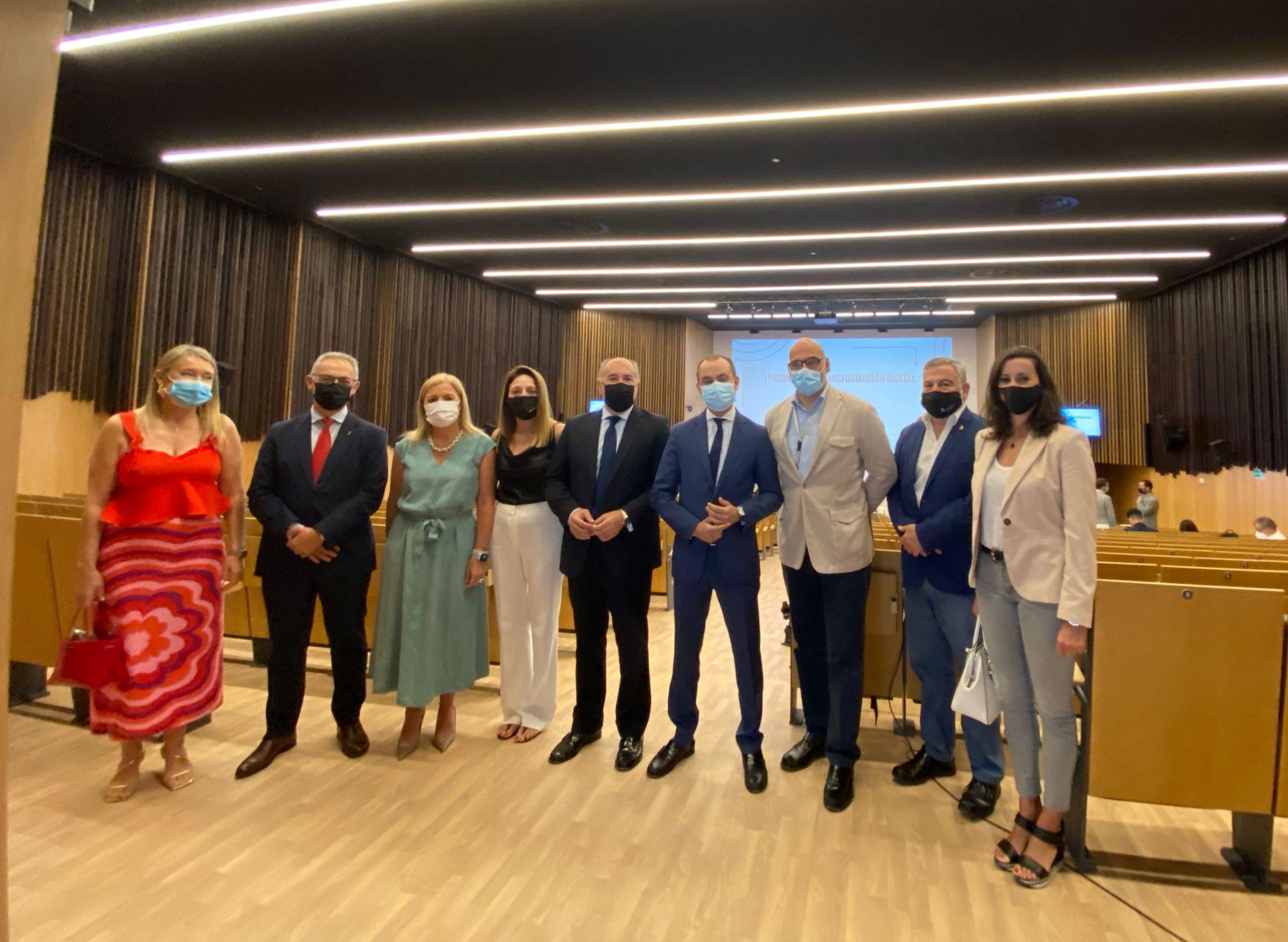 Transformación Económica destaca el potencial innovador del Campo de Gibraltar