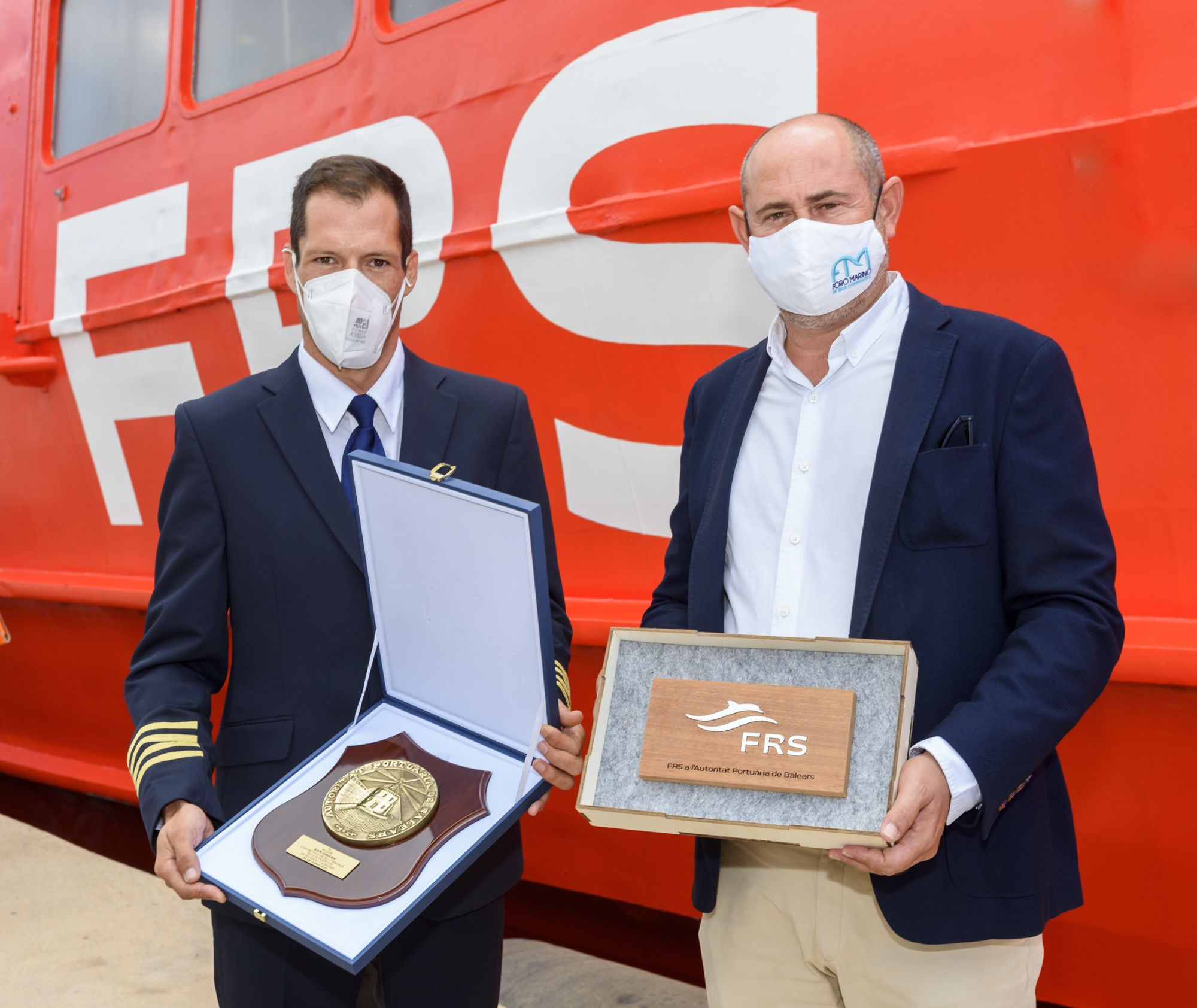 La naviera FRS presenta la ruta Ibiza-Formentera
