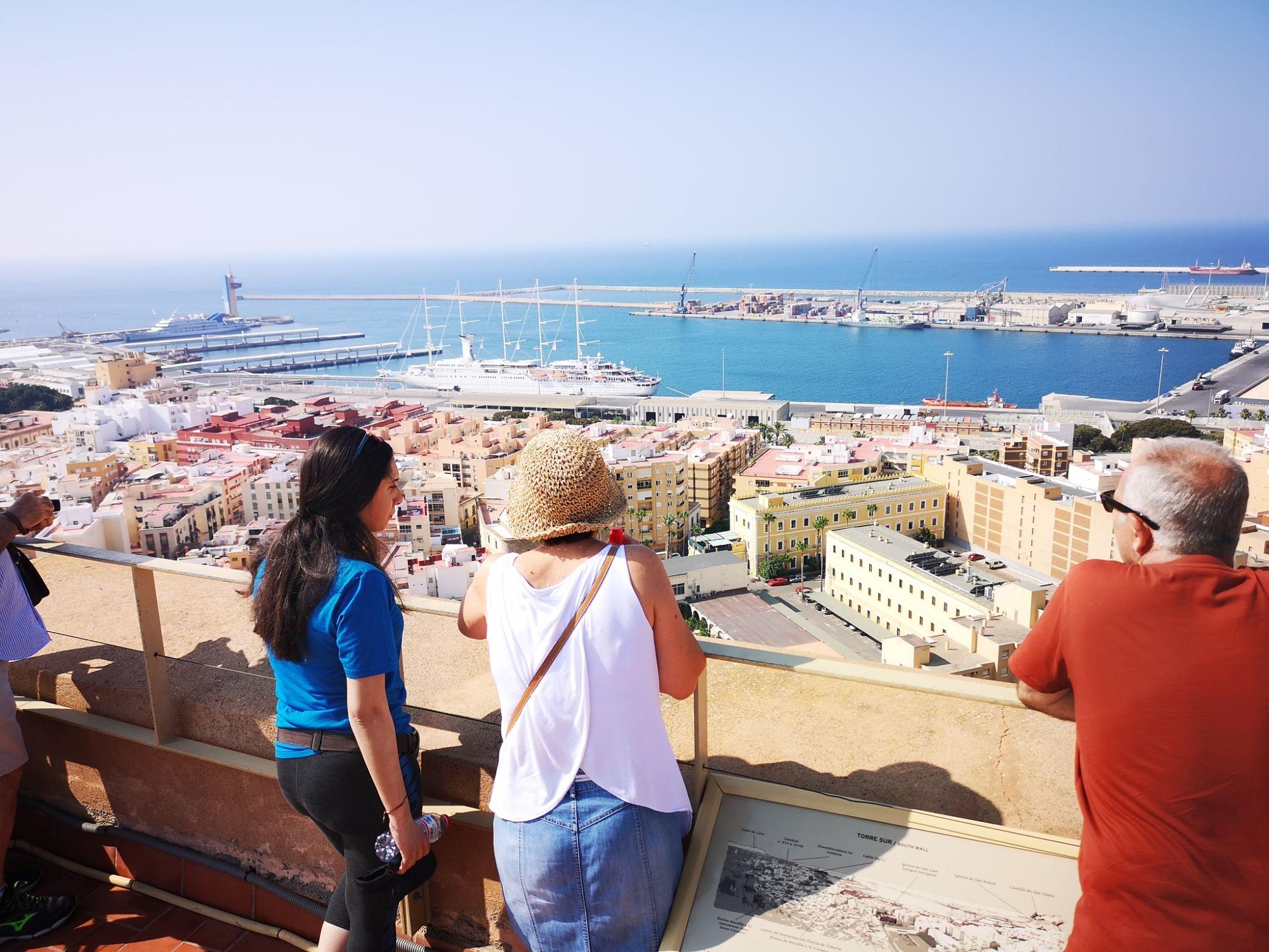 El Puerto de Almería acogerá en agosto la primera escala de un crucero desde febrero de 2020