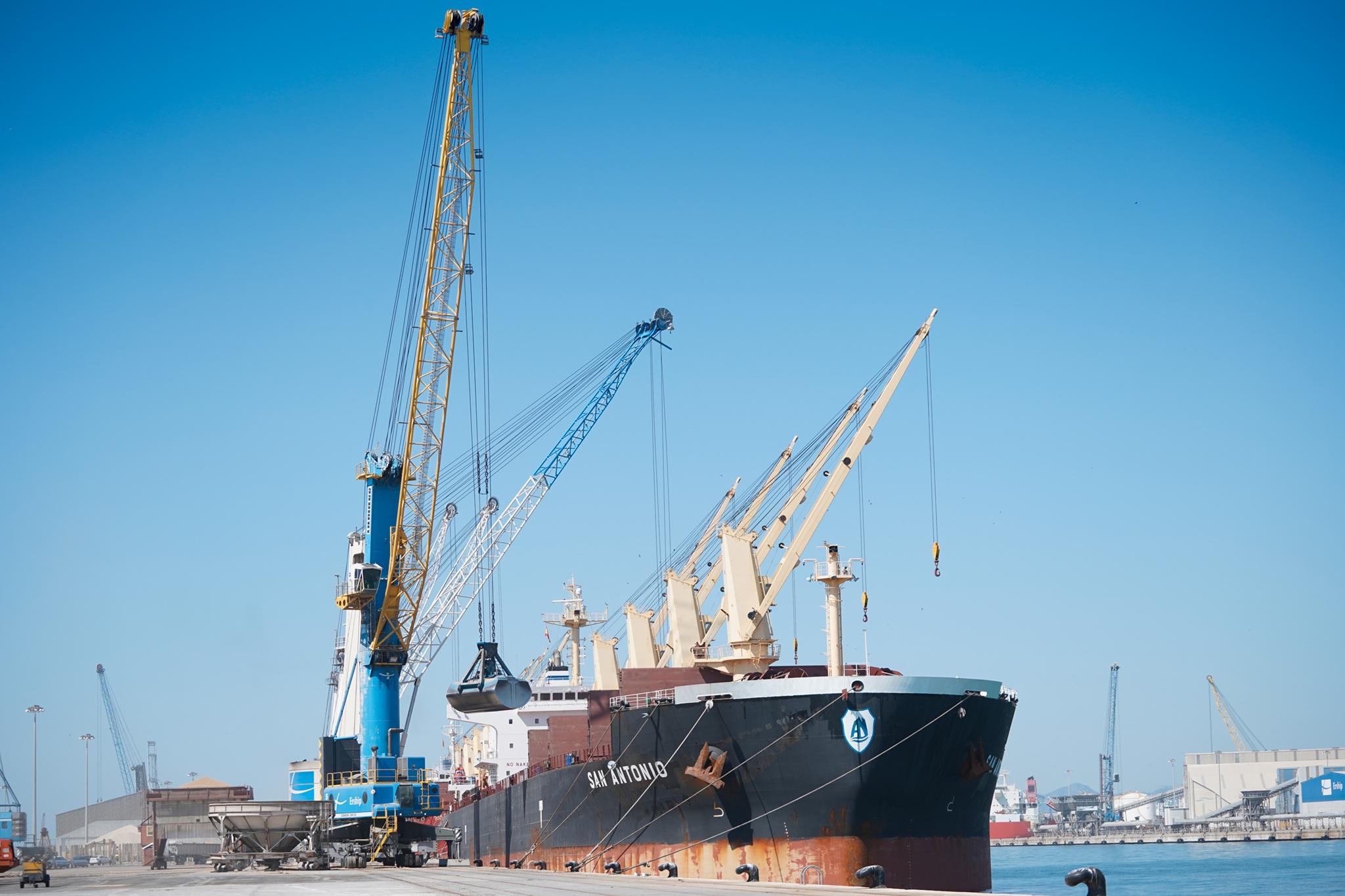 El Puerto Tarragona es el puerto que más crece del sistema portuario español