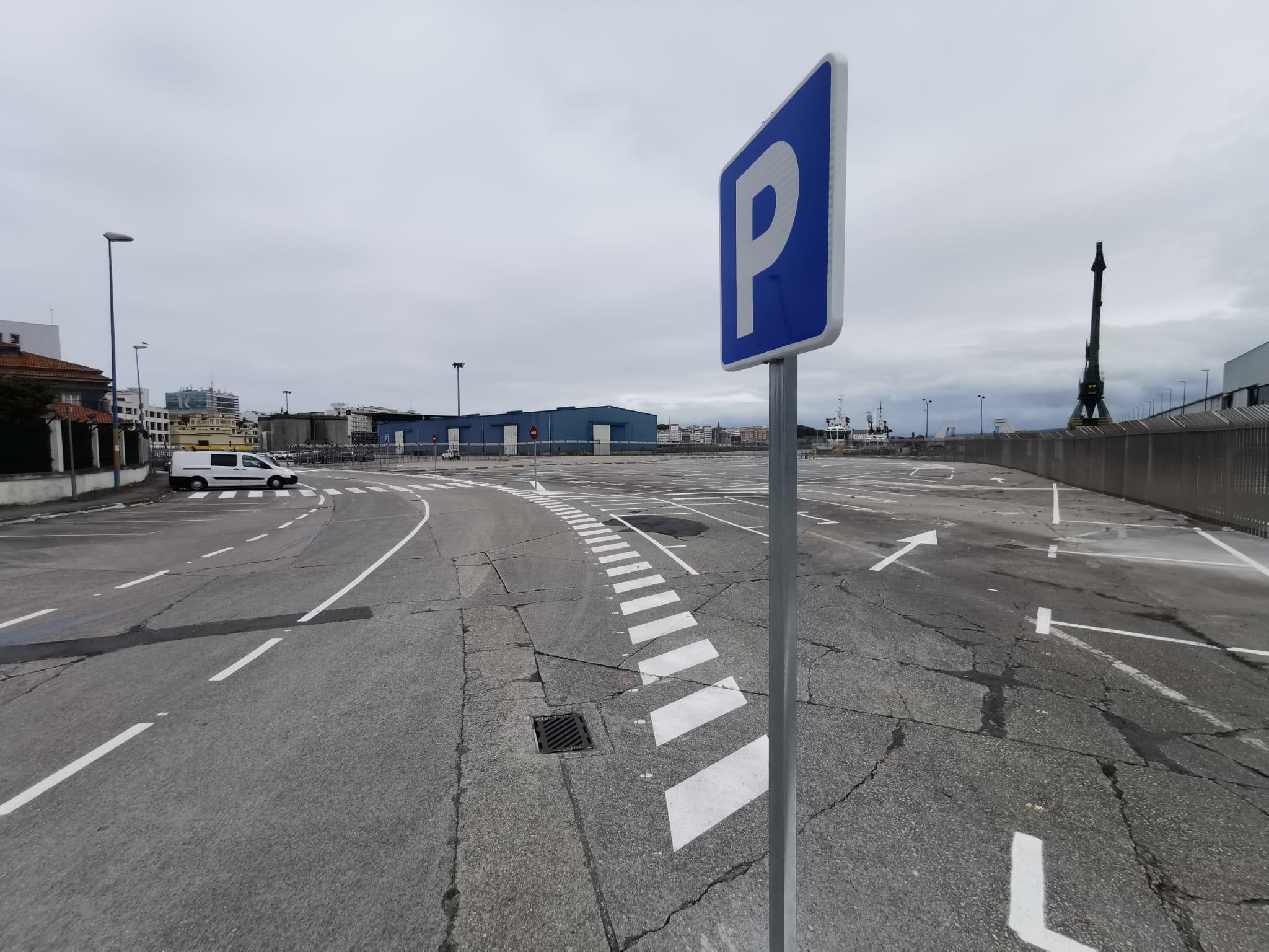Abre el muelle de Batería del Puerto de La Coruña
