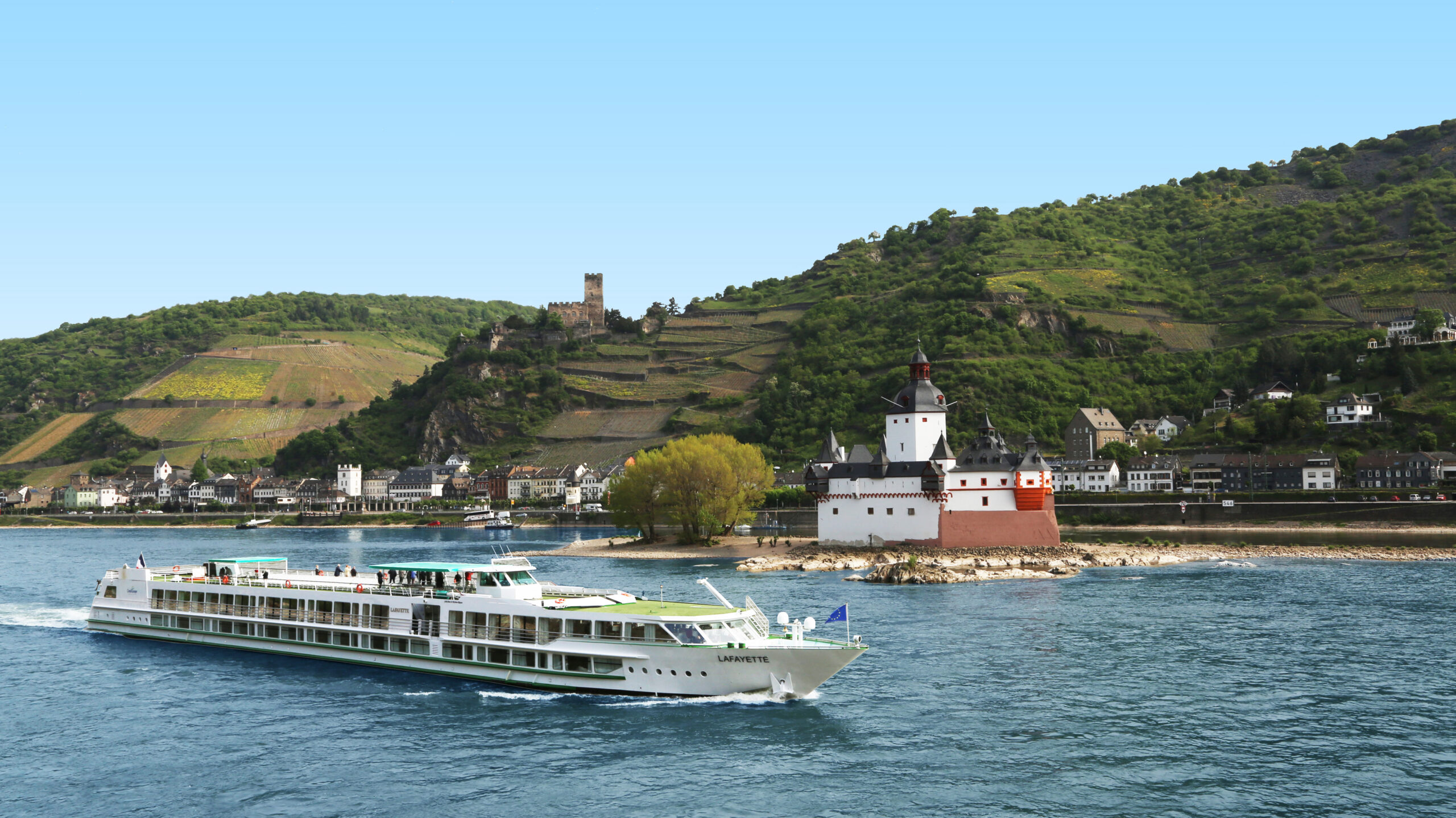 CroisiEurope anuncia nuevos descuentos en sus cruceros de agosto