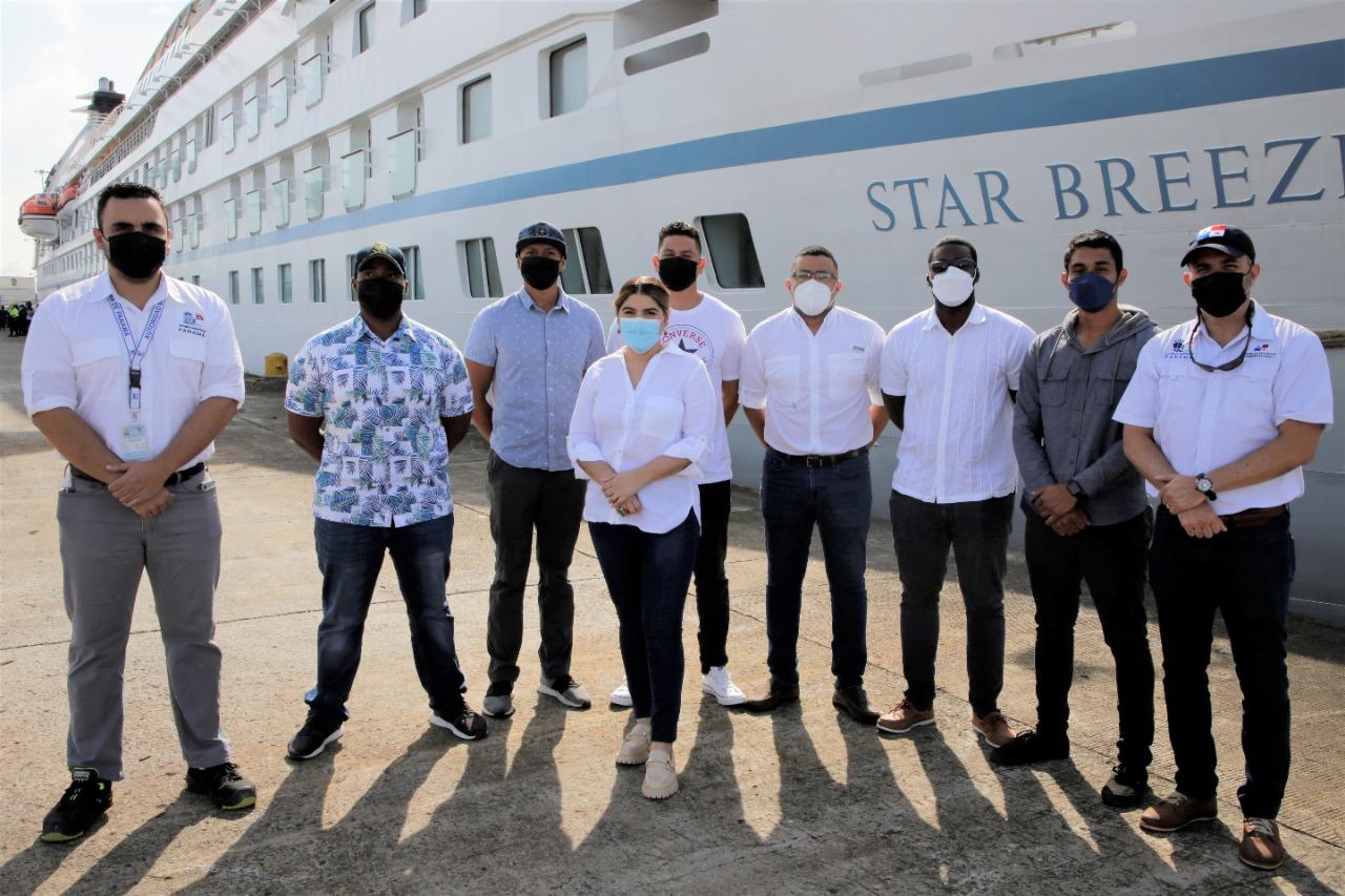 Los cruceros vuelven a Panamá