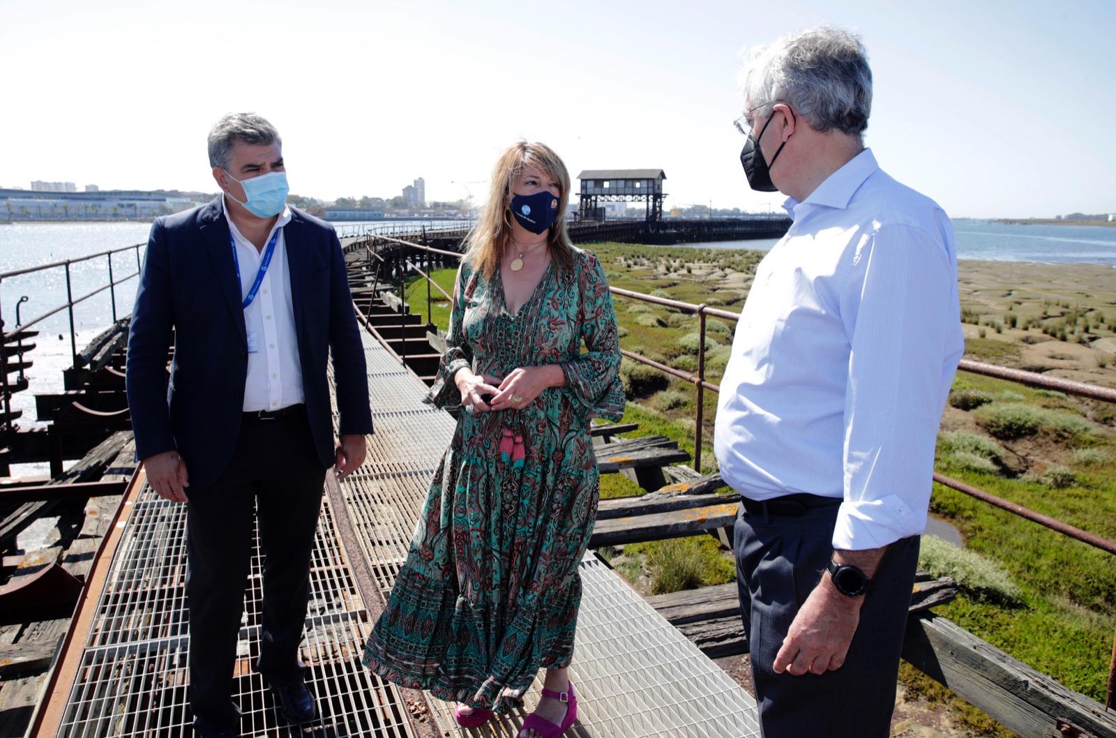 El Puerto de Huelva pretende poner en valor el pasado minero de la ría de Huelva