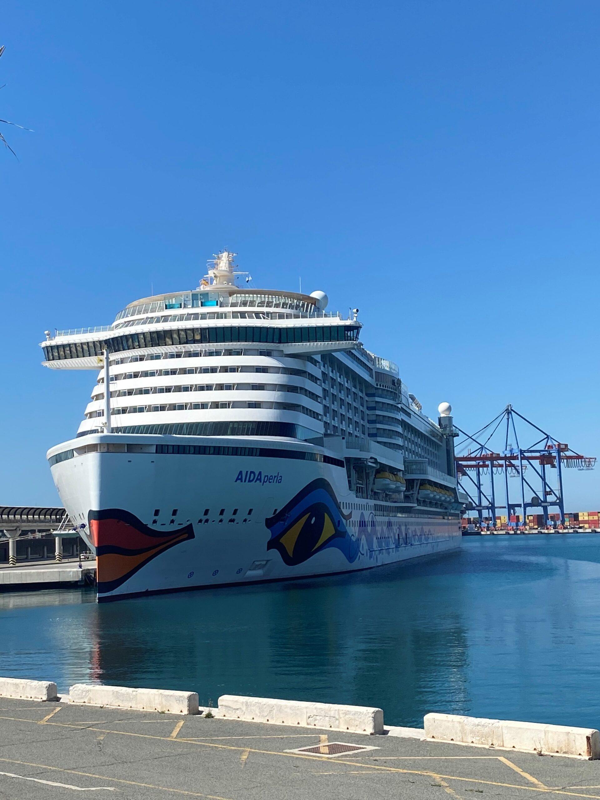 Un total de 17 cruceros tocarán puerto en Málaga en septiembre