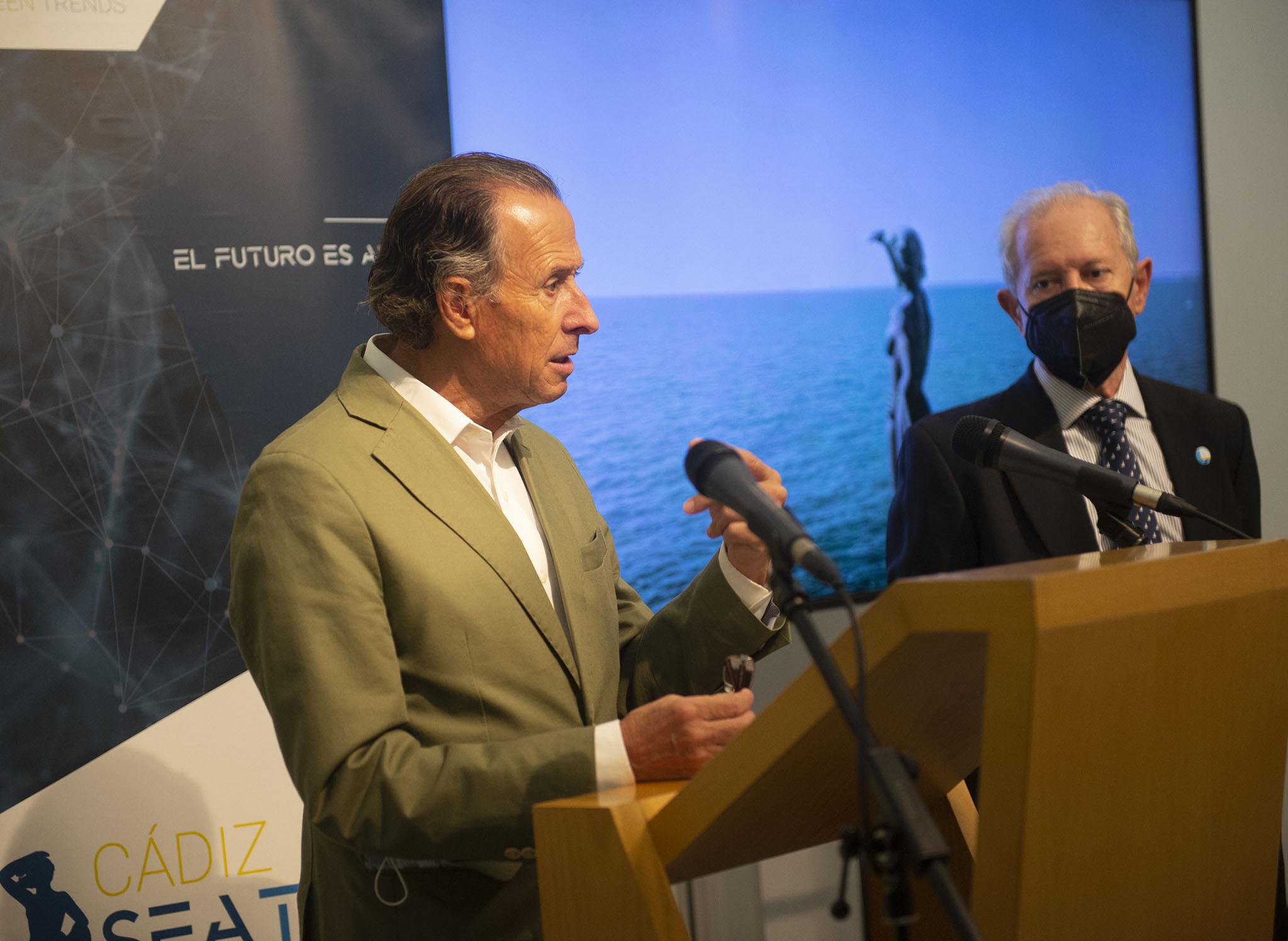 CÁDIZ SEATRADE 2021, primer paso hacia la feria del sector naval andaluz